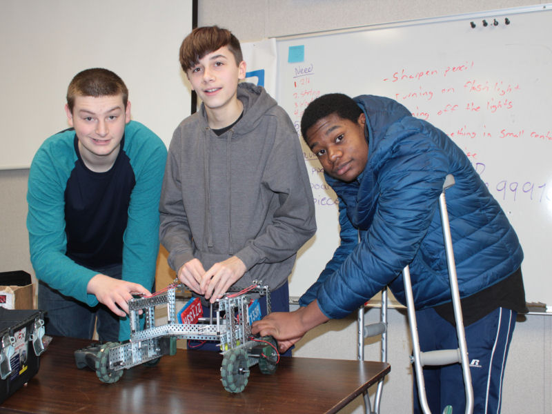 Quakertown Christian School Qcs Robotics Program Quakertown